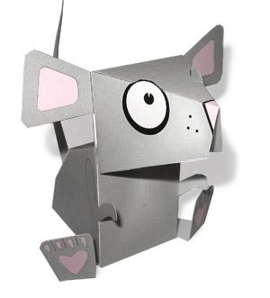 Мышка:  символ нового года